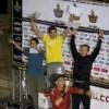 X3M Parcouring World Championship 2009: Urbane Akrobaten erobern die Hauptstadt