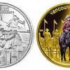 Die Olympischen Winterspiele Vancouver 2010 erstrahlen im Glanz der Sammlermünzen