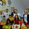"""PLANET 21 DAY: AccorHotels aus Nürnberg, Erlangen und Fürth unterstützen """"Gesundes Schulfrühstück"""""""