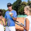 """Marc-Kevin Goellner macht mit Stimm-Motivation aus kleinen Tennistalenten Profi-Spieler / Und jetzt alle: """"Ich schaffe das!"""" (FOTO)"""