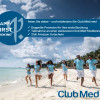 Club Med Happy First Booking 2017