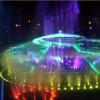 Lasershows und Wasserspiele sind beliebte Highlights