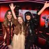 """So viele Zuschauer wie nie: Das Finale von """"The Voice Kids"""" legt kräftig zu // Sofie (11) aus Team Nena und Larissa ist die jüngste Siegerin der SAT.1-Musikshow (FOTO)"""
