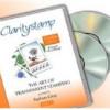 Sechs verschiedene Anleitungs DVDs für Barbara Gray, Clear-Stempel Technik!