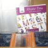 Nursery Rhyme, neues Groovi Pergamano Alphabet von Barbara Gray