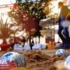 Sandspende für Volleyballprojekt mit Flüchtlingen