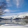 Hotel Edelweiss: Advent im Schnee am Silsersee