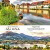 Fortsetzung der Buchserie ARTWALKS mit Bamberg und Tegernsee