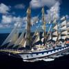 Kreuzfahrt mit der Kraft des Windes / Star Clippers auf neuen Routen / Die drei Großsegler kreuzen gegen den Trend des Massentourismus auf See (FOTO)