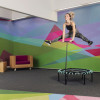 Workout-Allrounder Trampolin: Spring dich fit!
