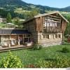 Urlaub im Premium Ski-Chalet in den Salzburger Bergen