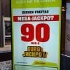 Mega-Jackpot von 90 Millionen Euro (FOTO)