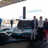 voestalpine Debüt als neuer Partner der Formel E beim Rennen in Berlin – BILD