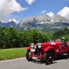 Abenteuer Alpenrallye. Automobilklassiker erobern die schönsten Alpenstraßen. – BILD