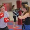 Neuer Anfängerkurs: Frauen Kickboxen
