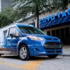 Miami: Autonomes Ford Transit Connect-Forschungsfahrzeug liefert Speisen aus (FOTO)