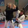 5.Dan Jiu-Jitsu für Großmeister Josef Fichtner