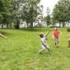 AOK-Studie: In jeder dritten Familie spielt körperliche Aktivität keine Rolle / Gesundheitskasse und Deutscher Städte- und Gemeindebund setzen sich für mehr Bewegungsförderung ein (FOTO)