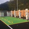 Gotthard Raststätte versorgt E-Mobile mit erneuerbarem Urner Strom (FOTO)