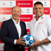 UEFA Champions League Sponsoring: Santander verpflichtet Ronaldo als globalen Botschafter (FOTO)