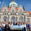 Kulturhauptstadt Hannover 2025 – Team Hannover hat zum Auftakt ins Rathaus geladen (FOTO)