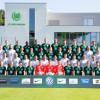 VfL Wolfsburg-Presseservice: Mannschaftsfoto VfL Wolfsburg Saison 2018/2019