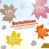 Die Deutschen haben den Blues / Im Herbst sinkt das Stimmungsbarometer – doch es gibt Wege aus dem Tief (FOTO)