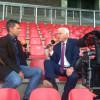 """Sport und Integration: Exklusiv-Interview mit Bundespräsident Frank-Walter Steinmeier in der """"ZDF SPORTreportageExtra"""" (FOTO)"""
