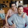 Zwei, die sich in den Weinbergen niederließen, um den Hochgenuss zu zelebrieren – Zehn Jahre Ratscher Landhaus
