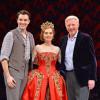 Stuttgart ist begeistert: Umjubelte Deutschlandpremiere des Broadway Musicals ANASTASIA / Prominenz erlebt Gänsehautmomente und ist zu Tränen gerührt (FOTO)