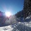 Im UNESCO Biosphärenpark spurt der Winter abseits der Pisten