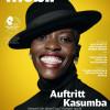 """DB MOBIL / Sie ist die erste dunkelhäutige """"Tatort""""-Kommissarin: Im Titelinterview mit DB MOBIL spricht Florence Kasumba über ihre Kindheit im Ruhrpott und Rassismus im Alltag (FOTO)"""