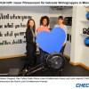 CHECK24 hilft: neuer Fitnessraum für betreute Wohngruppen in München (FOTO)