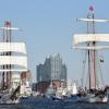 Hafengeburtstag Hamburg vom 10. bis zum 12. Mai / Top-Programm mit Windjammerparaden, Schlepperballett und 300 schwimmenden Gästen (FOTO)