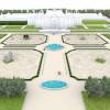 Mahnung gegen die Zerstörung der Natur: Daniel Libeskind entwirft Skulpturen für niederländische Palastgärten von Paleis Het Loo / Prinzessin Beatrix eröffnet Ausstellung am 2. April (FOTO)
