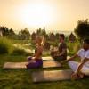 Yoga Retreat im Larimar mit dem indischen Yogi