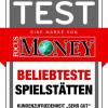 """Filialen von MERKUR Casino erneut als """"beliebteste Spielstätten"""" ausgezeichnet (FOTO)"""