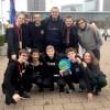 SchoolJam April 2019 – Die Highheel Sneakers gewinnen das Finale von Deutschlands größtem Nachwuchsfestival für junge Bands auf der Musikmesse in Frankfurt / Ein Sonderpreis geht an Kellerproduktion (FOTO)