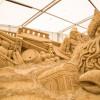 Maritime Abenteuer – Die Sandskulpturen-Ausstellung in Lübeck-Travemünde lädt zum Staunen ein (FOTO)