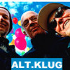 ALT.KLUG live on stage in Charlottenburg
