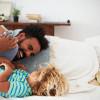Kinderzimmer statt Yogastudio: Spielen als Anti-Stress-Mittel für Eltern (FOTO)