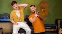 """""""Leider laut"""": ZDF dreht neue Musik-Comedy für KiKA (FOTO)"""
