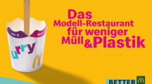 Weniger Müll und Plastik: McDonald–s Deutschland startet Live-Experiment mit alternativen Verpackungen (FOTO)