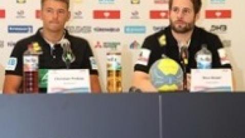 Handball-Nationalmannschaft am Sonntag in der ARENA gegen Kosovo