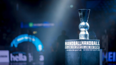 Anpfiff zur neuen Handballsaison: Pixum ist erneut Namensgeber des Pixum Super Cups (FOTO)