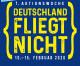 """Frankfurter Flughafen wird am 11.11.2019 zur Bühne der """"Deutschland-fliegt-nicht"""" Kampagne (FOTO)"""