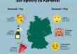 Helau und Alaaf oder eher Kar-nö-val? / So streamt Deutschland auf Spotify zu Karneval (FOTO)