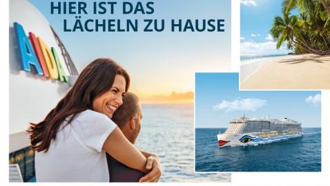 AIDA Cruises: Buchungsstart für den neuen Katalog 2021/22 (FOTO)