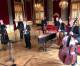 ZDFkultur und ARTE präsentieren Konzerte aus Dresden / Die Staatskapelle Dresden spielt in den Staatlichen Kunstsammlungen Dresden (FOTO)