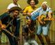 Die Rockband Yellow Snow (PL) live im ART Stalker Berlin